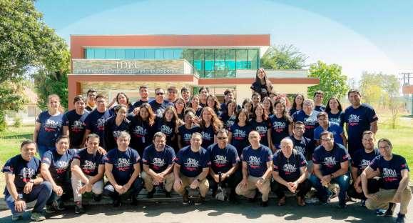 Encuentro nacional OYiM reúne más de 50 voluntarios en CHILE