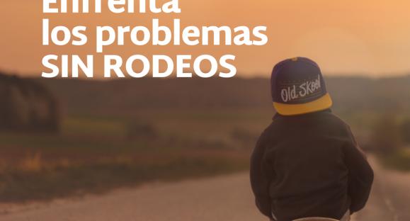 Enfrenta los problemas sin rodeos – Hogares de esperanza