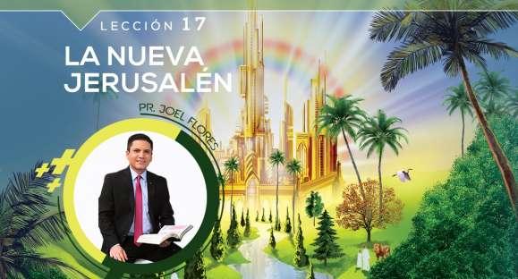 Biblia Fácil – Serie Apocalipsis – Tema 17: La Nueva Jerusalén