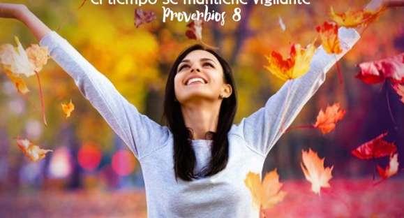 Invitación de la sabiduría – Proverbios 8 – Reavivados por su Palabra