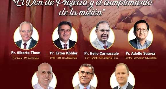 Iglesia Adventista realiza Simposio de Espíritu de Profecía