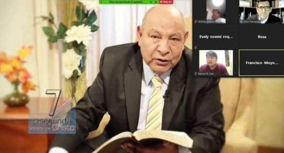Perú vivió primera campaña de evangelismo online con el Pr. Alejandro Bullón