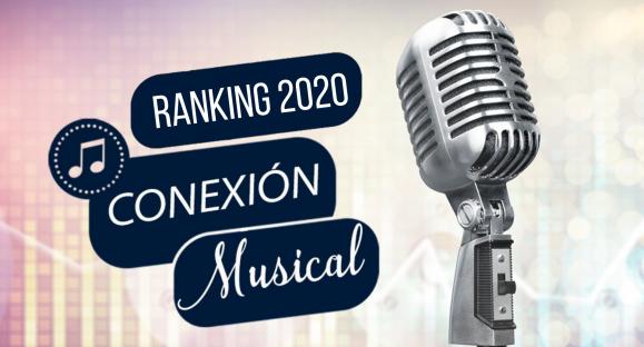 Conexión Musical – Especial Ranking 2020