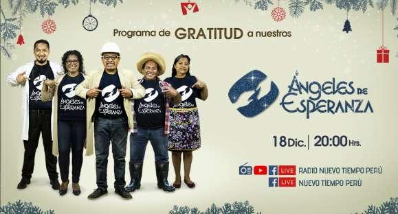 En el 2020, NT Perú creció en número de Ángeles de Esperanza